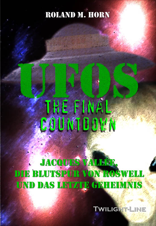 Cover: UFOs - The Final Countdown